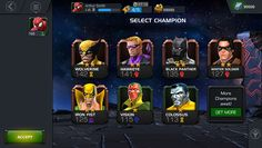 Are you looking for a working Marvel Contest of Champions Hack Tool? 25252 likes 3361 comments. Generate Unlimited Gold and Units. 100% verified by users. http://marvelcontestofchampionshack.shackspin.com/
