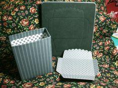 Photo Tutorial: Scalloped Envelope Tall Box