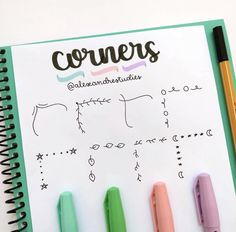 At the moment, tens of thousands of Australian school children and college students have a well-earn Bullet Journal Dividers, Bullet Journal Lettering Ideas, Bullet Journal Banner, Bullet Journal Notebook, Bullet Journal School, Bullet Journal Ideas Pages, Bullet Journal Inspiration, Bullet Journal Writing Styles, Bullet Journal Aesthetic