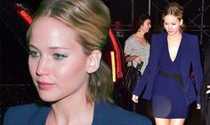She may have been a tomboy growing up in Kentucky, but Jennifer Lawrence has since transformed into the style icon.