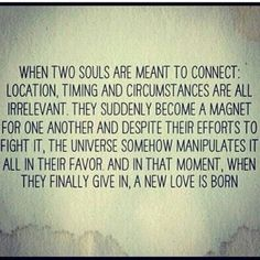 Soulmate And Love Quotes: Soulmate And Love Quotes: Some things are meant to be. No matter what tried to c… - Powerful Words Life Quotes Love, Great Quotes, Quotes To Live By, Me Quotes, Inspirational Quotes, Super Quotes, Meant To Be Quotes, Faith Quotes, Word Porn