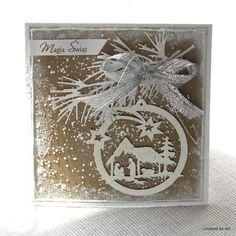 created by ebi: Kartki świąteczne po raz siódmy
