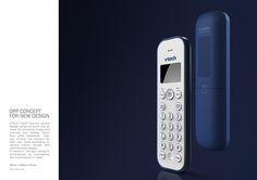 Telephone Design on Behance