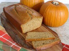 Pumpkin Bread or Muffins    G-Free Foodie #GlutenFree