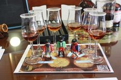 Rum Tasting Session: Argh! Avast Ye! - A Wardrobe of Whisky