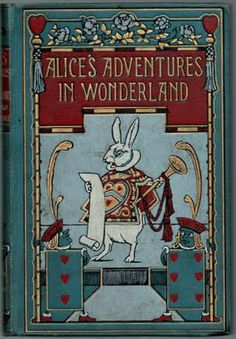 Alice as illustrated by W H Walker Published by John Lane in 1907.