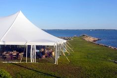 Waterside Tent info@taylorrentalpartyplusct.com
