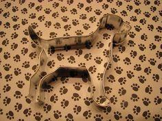 Labrador / Lab Dog 4 Metal Dog Cookie Cutter
