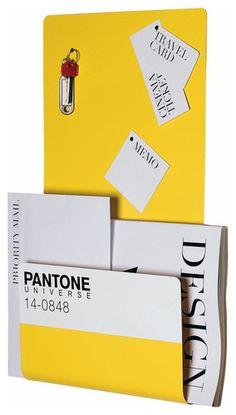 Pantone wall rack