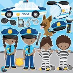 123 Best Kids Police Party Images In 2018 Police Party Kids