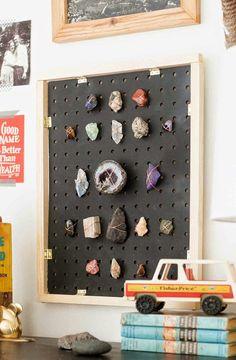 DIY Rock Collection