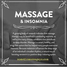 Massage and insomnia Massage Logo, Massage Quotes, Reflexology Massage, Massage Tips, Massage Benefits, Massage Techniques, Message Therapy, Massage Marketing, Medical Massage