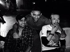 From blood money to 3AM two great DOP's — with Nigam.