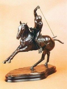Jeanne Chisholm's  Polo Bronze on Equestrian Life