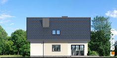 Projekt domu Dom w zdrojówkach - ARCHON+ Modern House Floor Plans, House Plans, Design Case, Home Fashion, Architecture, Skyscraper, Pergola, Multi Story Building, Flooring