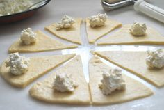 DSC_0007 Pita Recipes, Greek Recipes, Cooking Recipes, Feta, Food And Drink, Health Fitness, Appetizers, Pie, Cheese