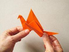 Found Paper: 12 Types to Fold a Bird -Which is Best?   Leyla Torres - Origami Spirit