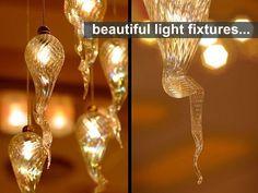 beautiful light fixtures