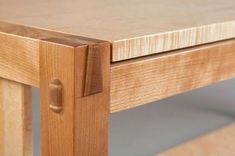 Tables - Robinson Woodworking