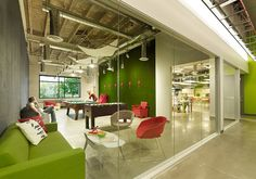 design blitz skype headquarters designboom