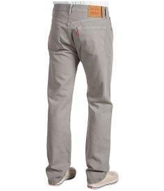 Levi's Mens 501® Original - Color Neutral Grey