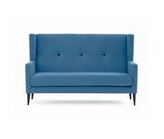 During the design of the sofa 'Happy designer Stine Prang with a loving twinkle rumbled some decades back and created a contemporary and rigorous..