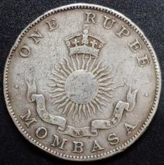 Coin Collection Value, East India Company, World Coins, Rare Coins, King George, East Africa, Coin Collecting, Silver Coins, British