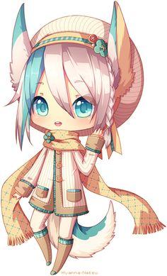 C: Uri by Hyanna-Natsu.deviantart.com on @deviantART    :)
