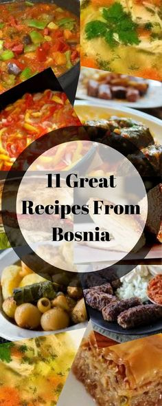 11 Great Recipes From Bosnia - Bosnian Food Is It Keto Friendly