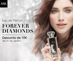 Janeiro será um mês com um aroma irresistível! Aproveite a promoção de 10€ na compra de um Eau de Parfum Forever Diamonds, só até ao final do mês. Contacte um(a) Consultor(a) para encomendar já o seu.