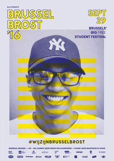 Brussel Brost on Inspirationde Brussels Brost on Inspiration Web Design, Flyer Design, Book Design, Layout Design, Branding Design, Graphic Design Posters, Graphic Design Illustration, Graphic Design Inspiration, Plakat Design