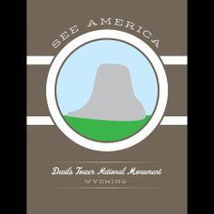 Devils Tower National Monument by Brandon Kish  #SeeAmerica