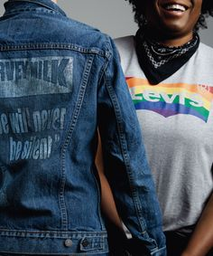 Levis Harvey Milk LGBT Pride Denim Collection 2016 - Why This Denim Brand Is An Important Leader In LGBTQ Rights