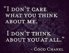 chanel quotes | Tumblr