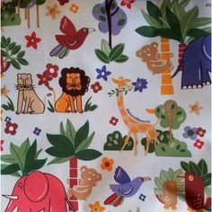 Waterproof Ripstop wipe clean Patterned by LittleFabricBazaar Waterproof Fabric, Polar Fleece, Kite, Cleaning Wipes, Holiday Decor, Things To Sell, Kites