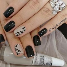 Personality Nail Design Art For Women In This Summer - Page 8 of 18 - Dazhimen Diy Nails, Cute Nails, Pretty Nails, Trendy Nail Art, Easy Nail Art, Mani Pedi, Pedicure, Nails News, Red Acrylic Nails