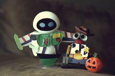 Wall-E Halloween