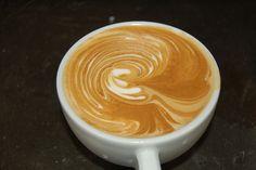 Slow Cooker Vanilla Crème Brûlée Latte - Coffee lovers dream! www.getcrocked.com