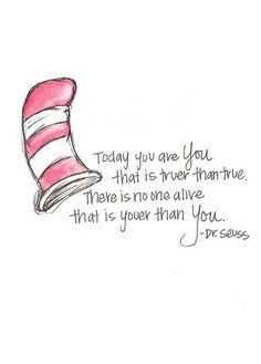 Dr Seuss is the best!
