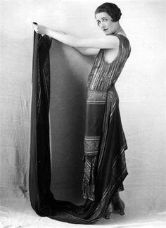 Paul Poiret 1925  © Getty Images