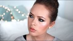 Haife Wehbe Arab-inspired makeup tutorial by Tanya Burr.