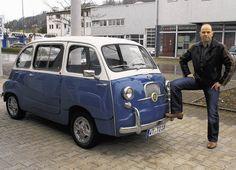 Multipla Fiat 600