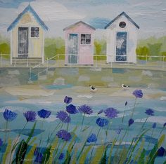 Claire Henley - Paintings