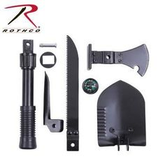 Rothco 5-In-1 Combined Multi-Purpose Tools