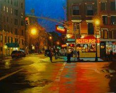 SONYA SKLAROFF - paintings - www.goartonline.com