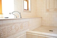 Traditional with a Twist - traditional - bathroom tile - los angeles - Filmore Clark