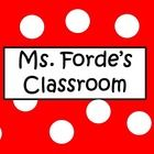 Browse over 140 educational resources created by Ms Forde's Classroom in the official Teachers Pay Teachers store. Teacher Resources, About Me Blog, Classroom, Education, School Stuff, Ms, Check, Class Room, Onderwijs