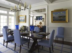 Greenwich - Lynn Morgan Design