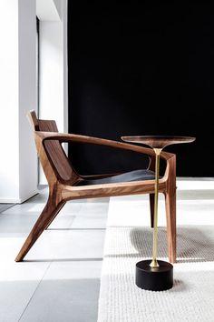 Linna   lounge chair de Sollos