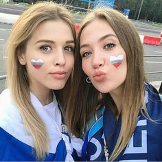 The Beautiful and Sexy Russian Fans in 2018 World Cup - PersianUp Football Girls, Football Fans, The Most Beautiful Girl, Beautiful Women, France 98, Meet Local Women, Russian Wedding, Russian Brides, Pretty Babe